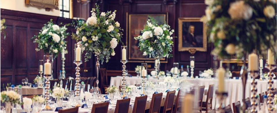 Fabulous Flowers are everything their name holds them out to be. They are truly fabulous at creating stunning floral arrangements that literally transform rooms. Isobel Weddings loves to work with them as they are so creative and imaginative and wedding guests always comment on the beautiful flowers, and Brides love to work with them because they give them an amazing and unique design to suit their requirements. -- Isobel Lamplough